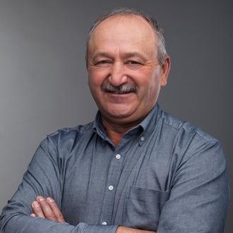 Леанід Мархотка, прадстаўнік БХК у Салігорску і рэгіёне