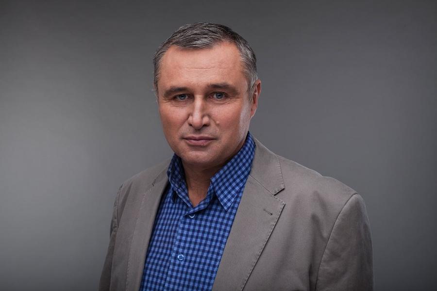 ПАВЕЛ ЛЕВІНАЎ, прадстаўнік БХК у Віцебску і рэгіёне