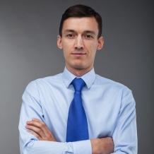 Дмитрий Черных, заместитель председателя