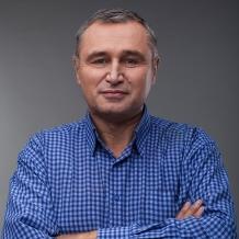 Pavel Levinau, BHC representative in Vitebsk and the region